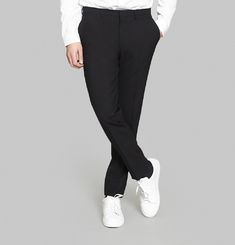 Pantalon Laine Stretch