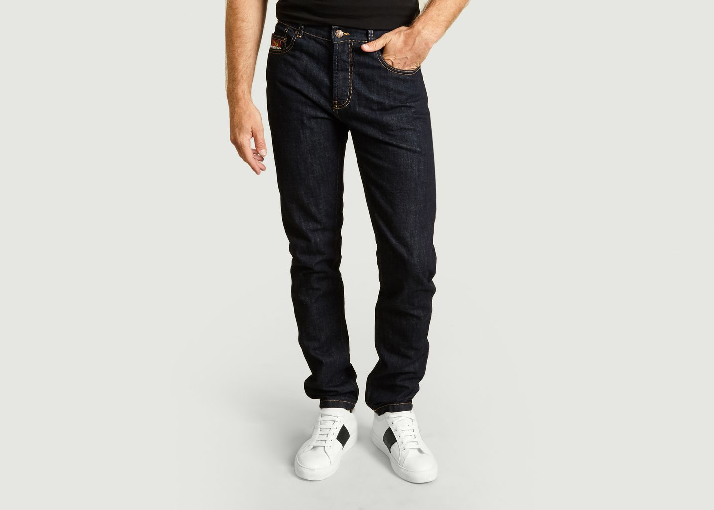 Slim Reverse Jeans Raw Kenzo Paris | L'Exception