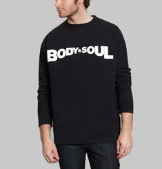 Sweatshirt Body & Soul