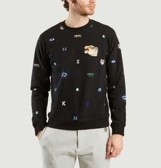 Multi Icon Sweatshirt