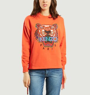84430026d343 Kenzo Dragon Black Kick Sweatshirt L Exception wqft4q