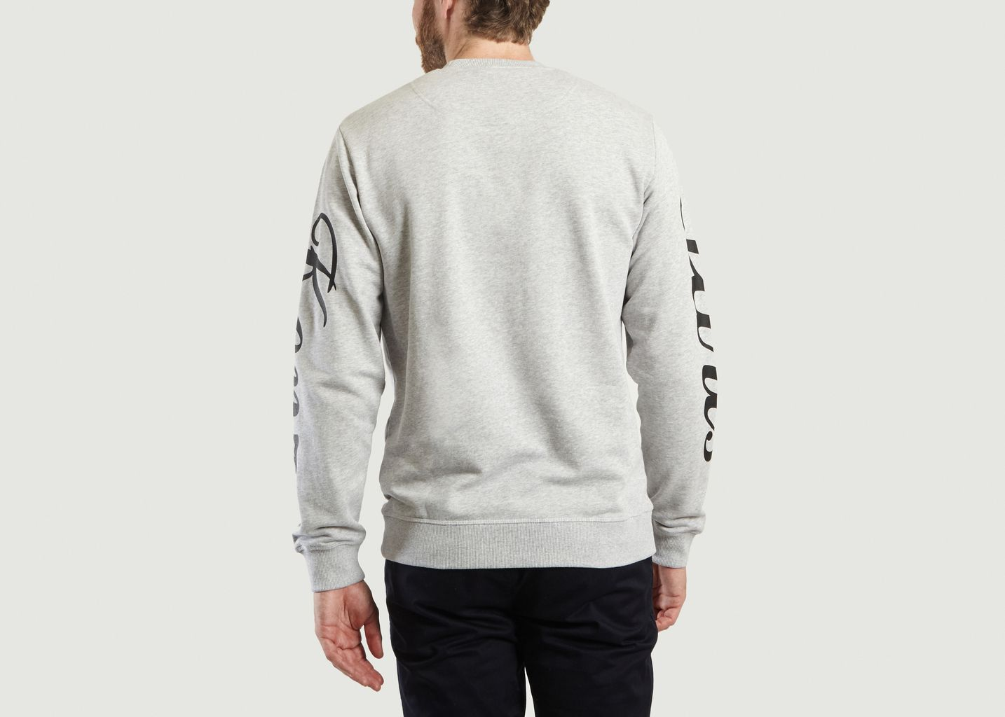 Sale Jumping Tiger Sweatshirt Light Grey Kenzo at -50%   L Exception 1ff36708a91