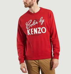 Sweatshirt Color by Kenzo