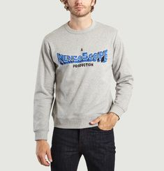 Sweatshirt Kenzoscope