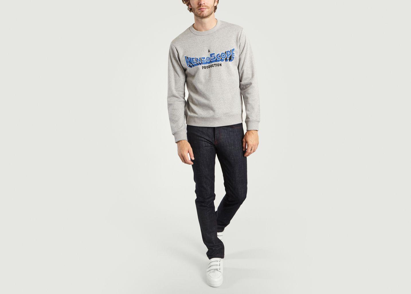 Sweatshirt Kenzoscope - Kenzo