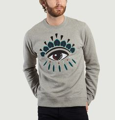 Eye Sweatshirt