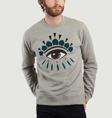 Sweatshirt Oeil