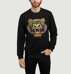 Sweatshirt Dragon Tigre