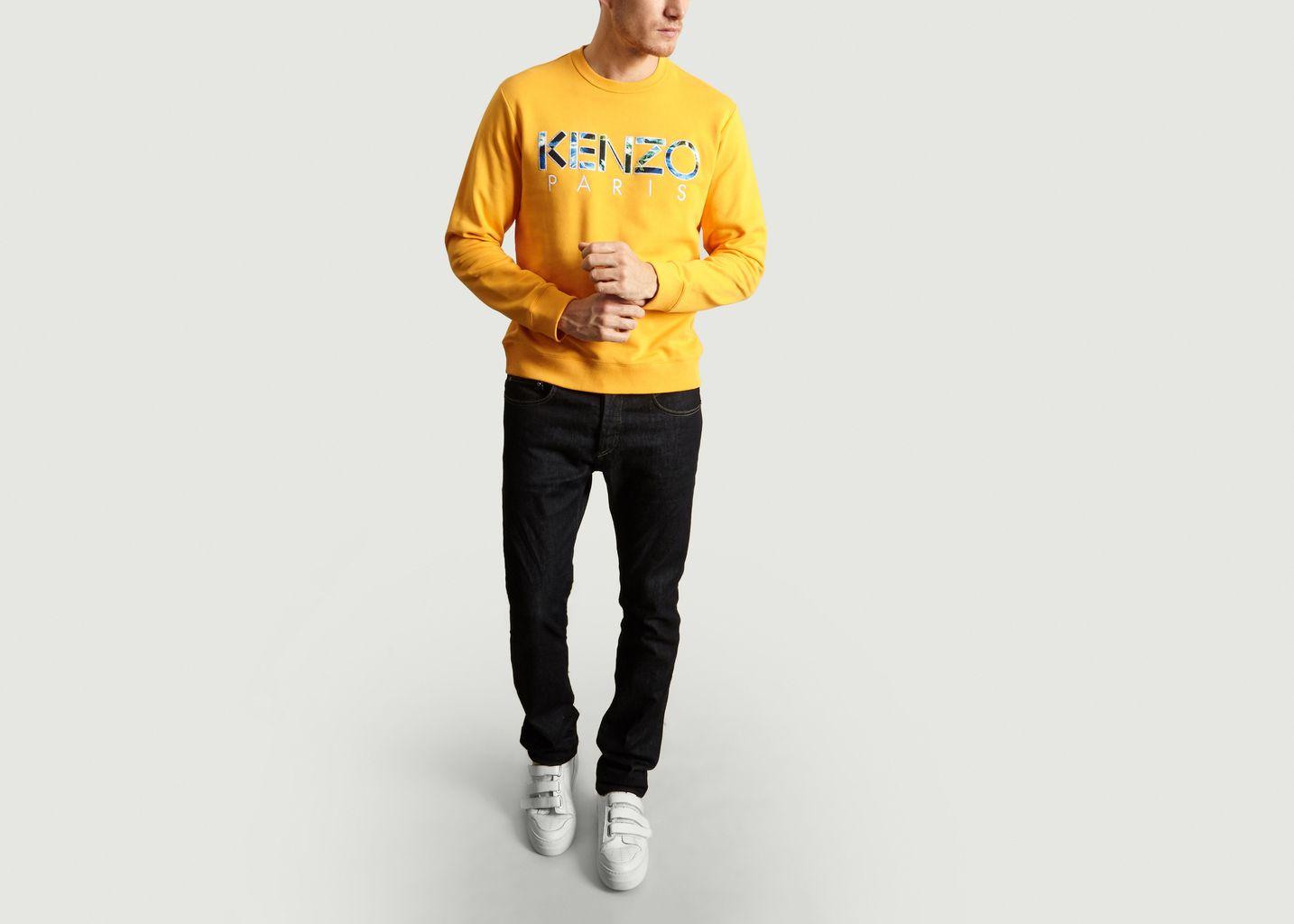 Sweatshirt Kenzo World - Kenzo