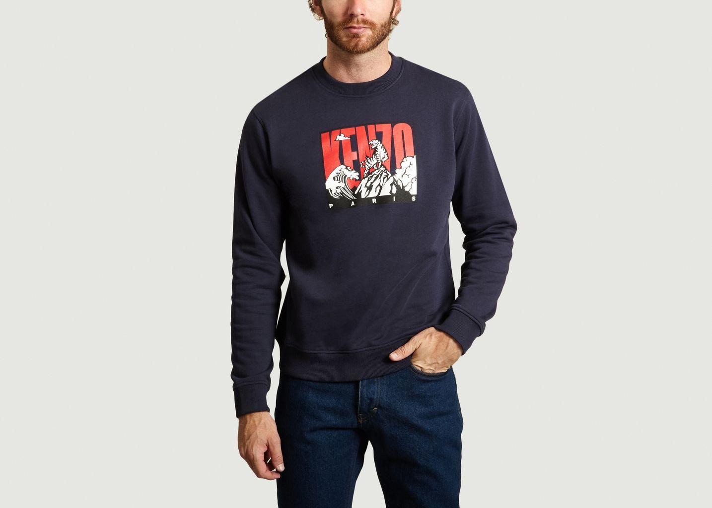Tiger Mountain sweatshirt