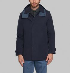 Urban Parka with Removable Hood