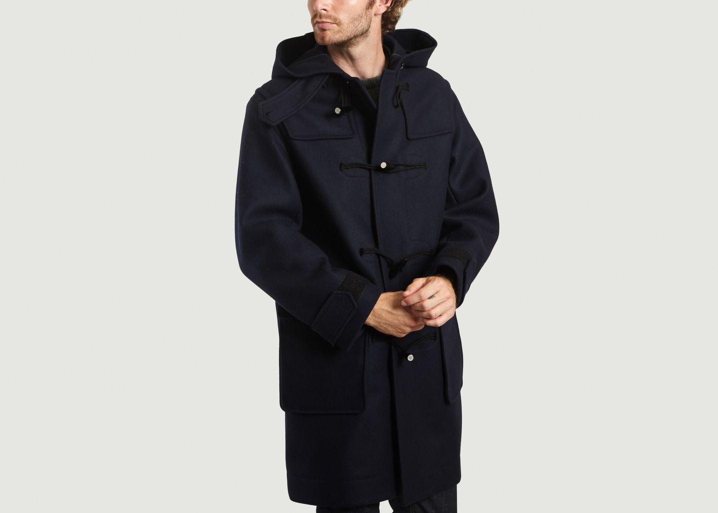 0ce18235775e Soldes Duffle Coat Bleu Marine Kenzo à -50%   L Exception