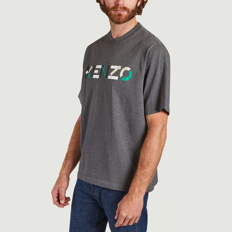 T-shirt Kenzo Logo Multico - Kenzo