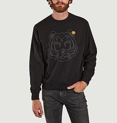 K-Tiger logo sweatshirt