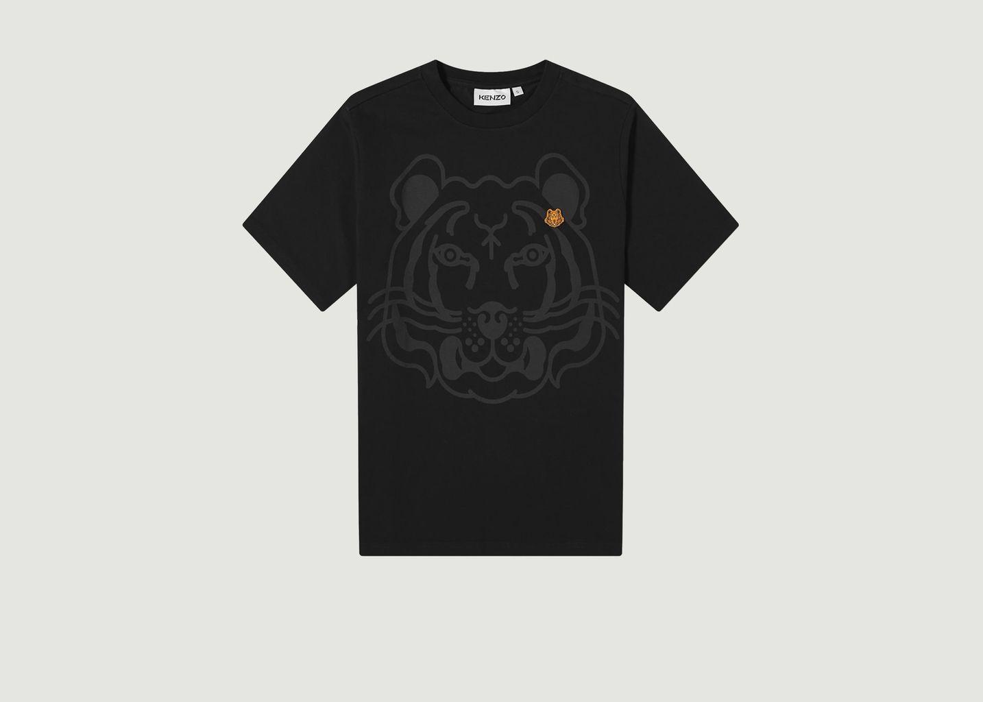 T-shirt Oversize Tigre - Kenzo
