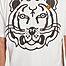 matière Tee-shirt oversize tête de tigre  - Kenzo