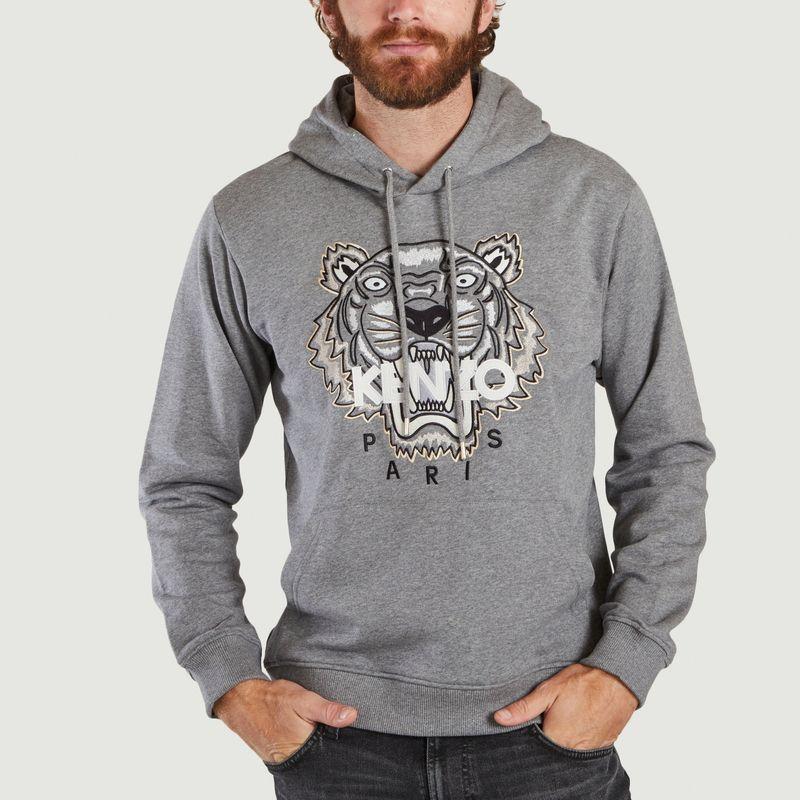 Sweatshirt Tigre à capuche - Kenzo