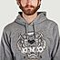 matière Sweatshirt Tigre à capuche - Kenzo