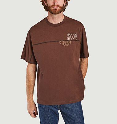 T-shirt Tiger Crest