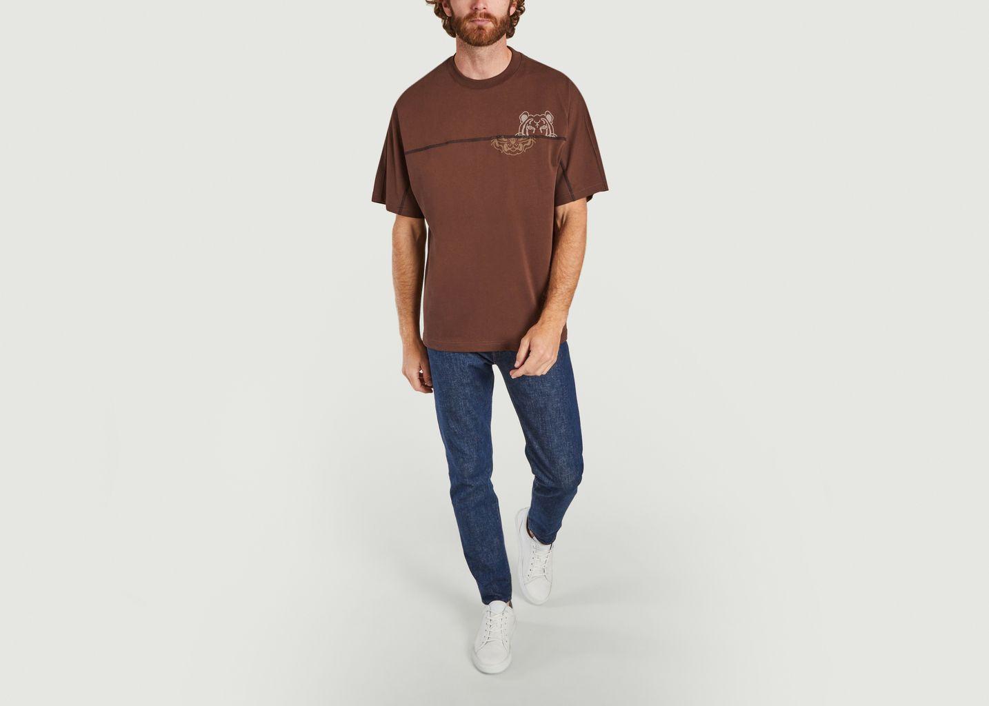 T-shirt Tiger Crest - Kenzo