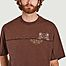 matière T-shirt Tiger Crest - Kenzo