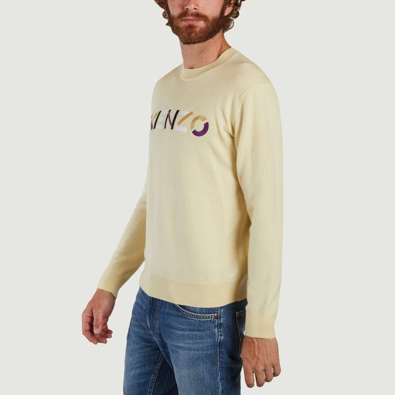 Pull en laine mérinos - Kenzo