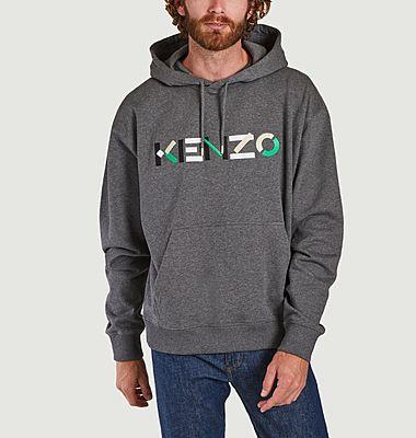 Sweatshirt in Übergröße Kenzo Logo