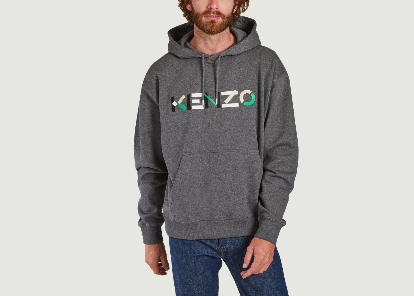 Sweatshirt Oversize Logo Kenzo  - Kenzo