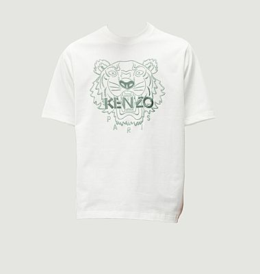 T-shirt Skate Tiger