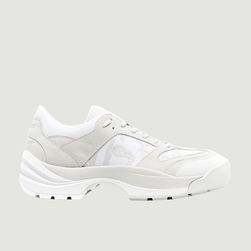 Sneakers Work Lace Up - Kenzo
