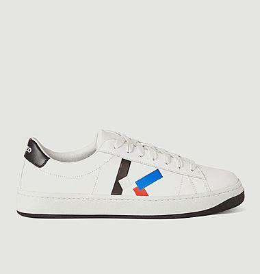 Sneakers Kourt K Logo à lacets