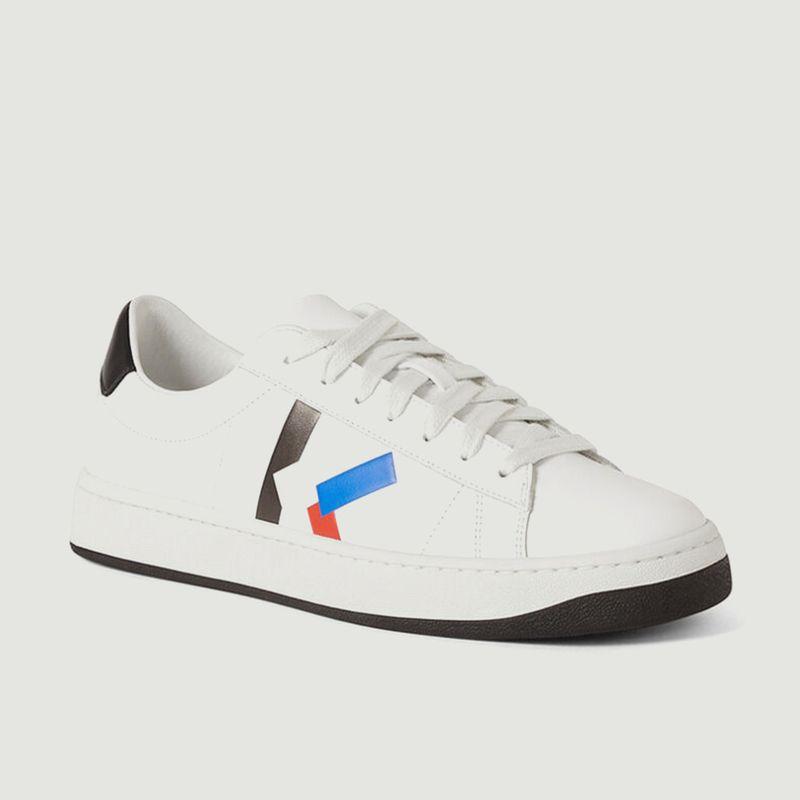 Sneakers Kourt K Logo à lacets - Kenzo