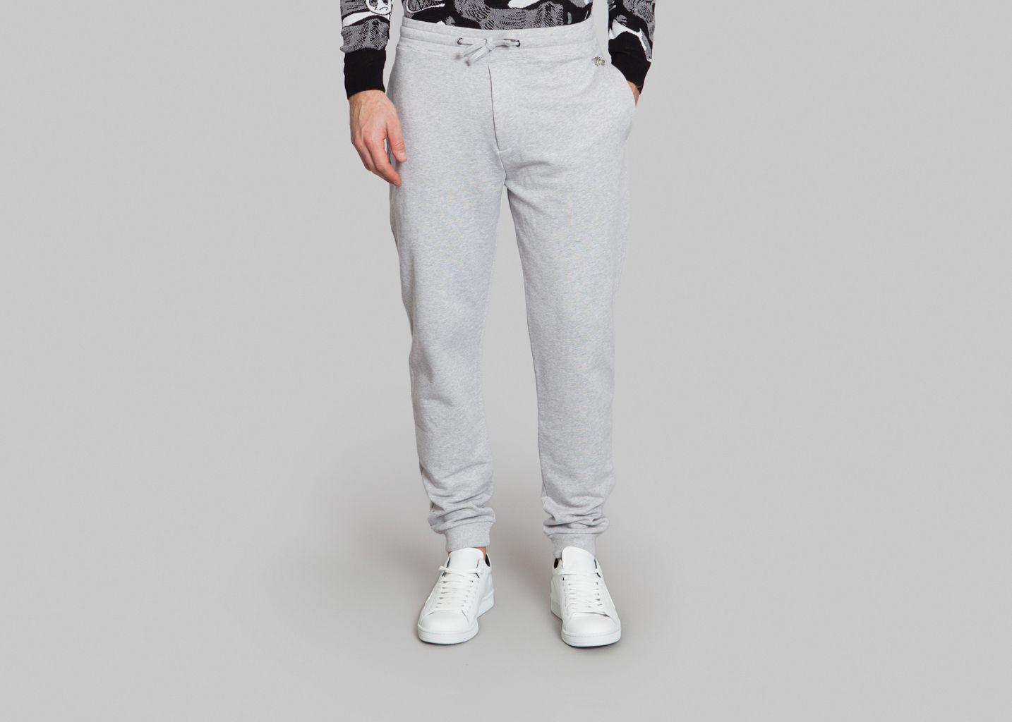 411cfb59fe42 Zip Tiger Sweatpants Grey Kenzo
