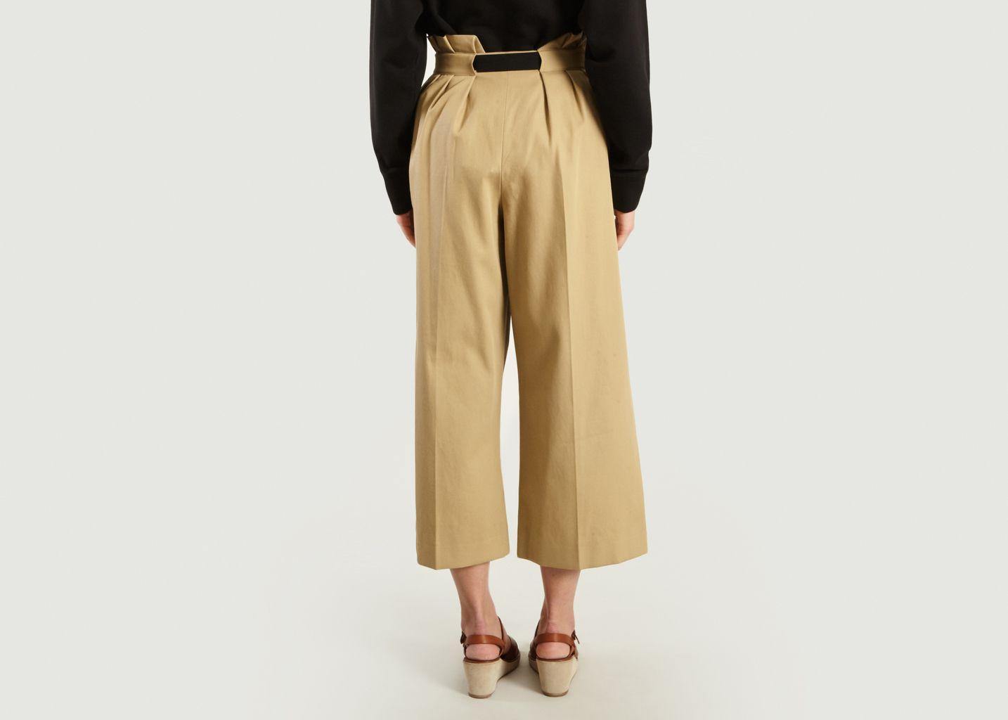 Pantalon Jupe-Culotte - Kenzo