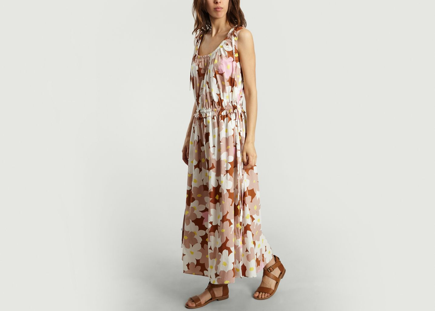 Robe Imprimé Floral - Kenzo