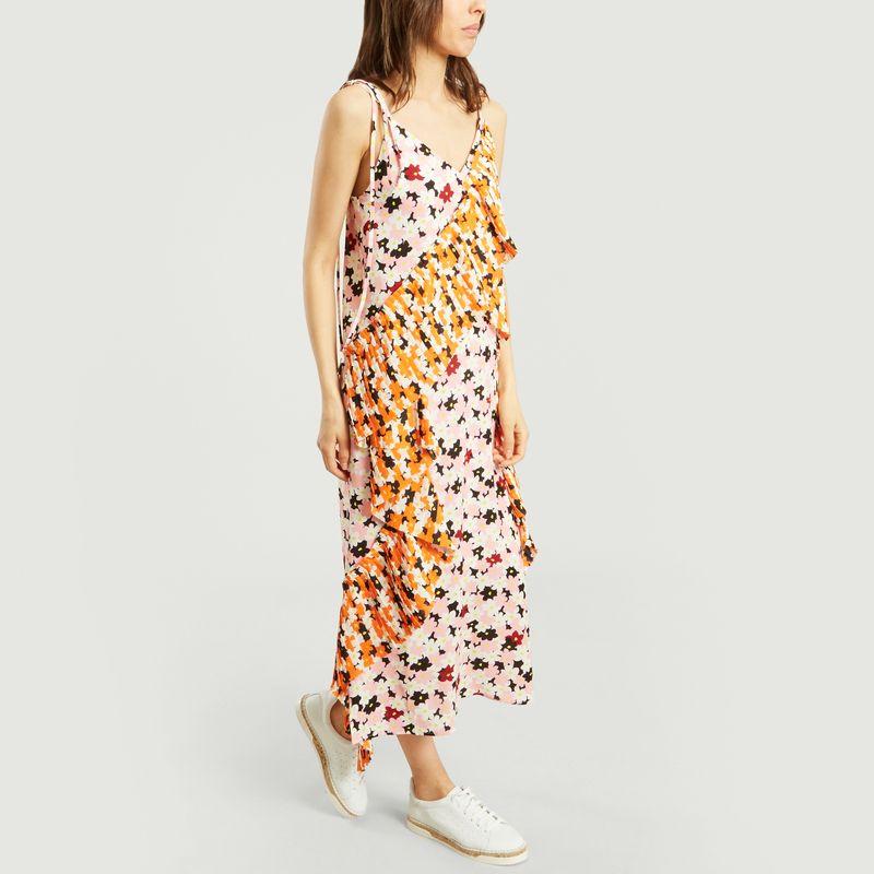Robe Midi Jackie Flowers - Kenzo