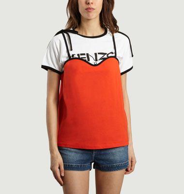 T-Shirt 2 en 1