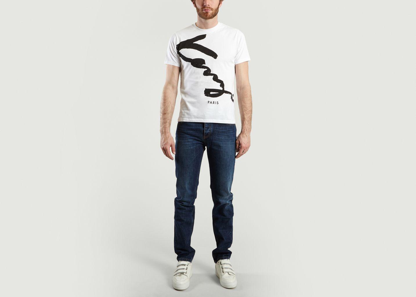 T-shirt Signature - Kenzo