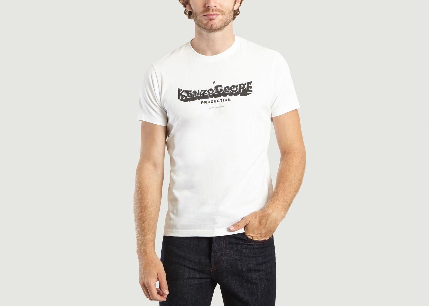 T-Shirt Kenzoscope - Kenzo