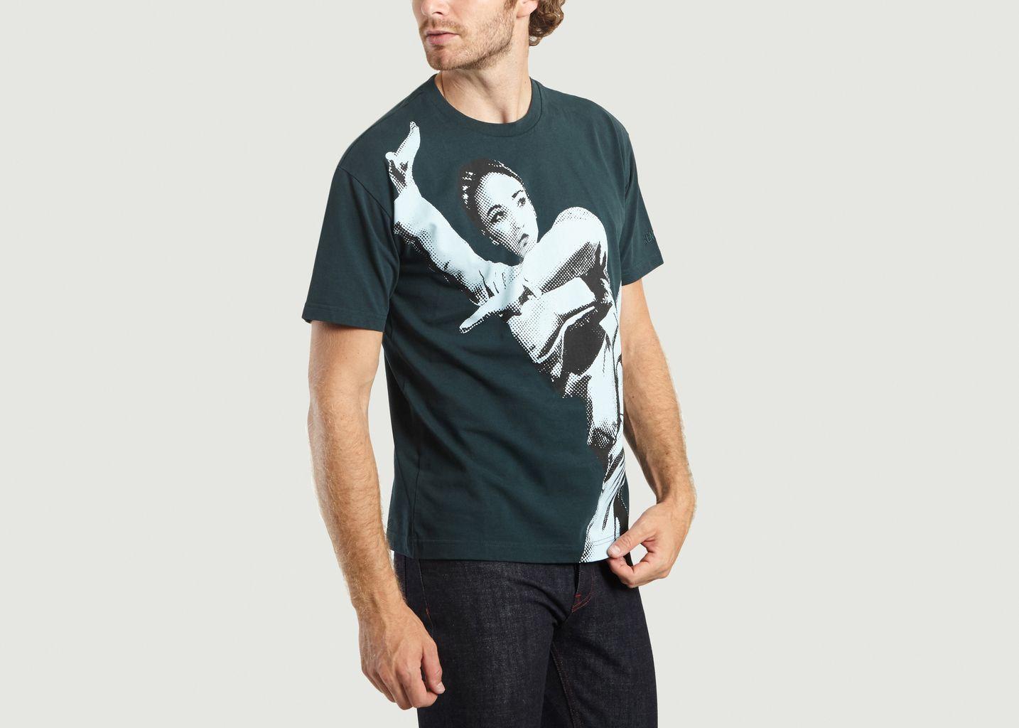 T-Shirt Kung Fu - Kenzo