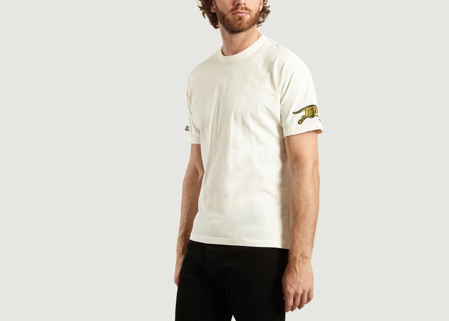 T-Shirt Jumping Tiger - Kenzo
