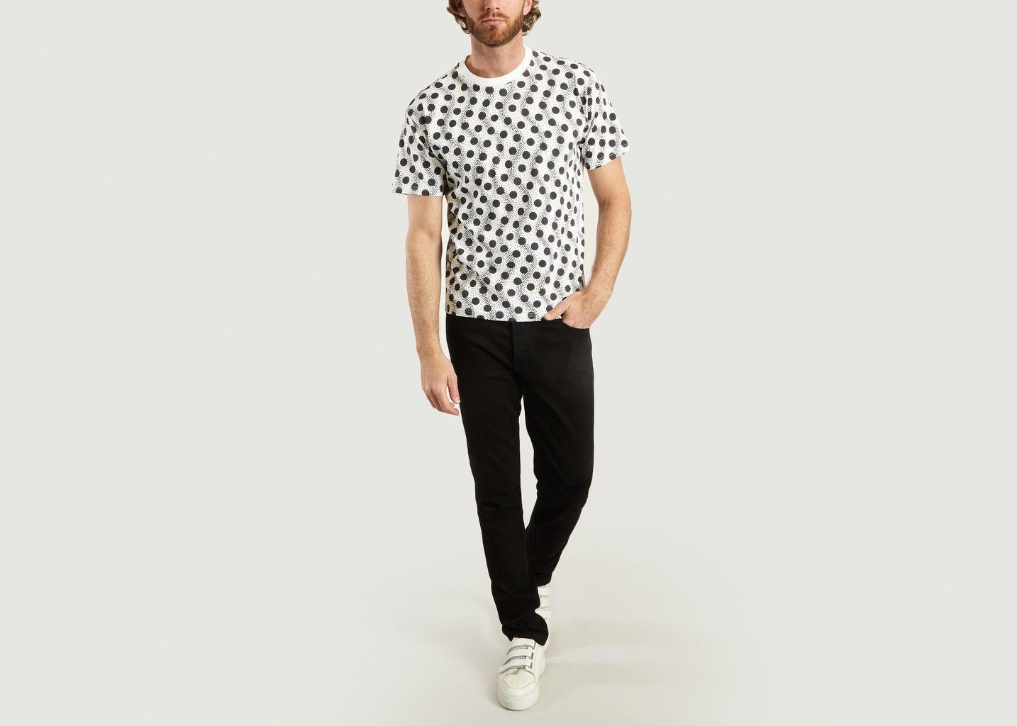 T-Shirt Wavy Dots - Kenzo