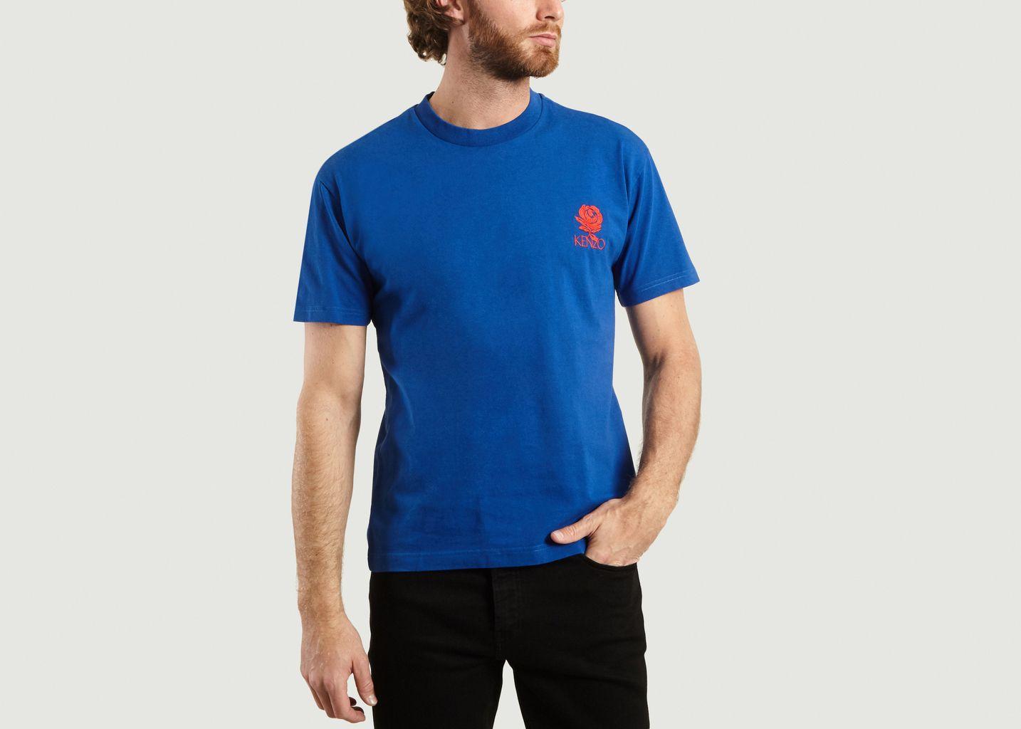 T-Shirt Kenzo Roses - Kenzo