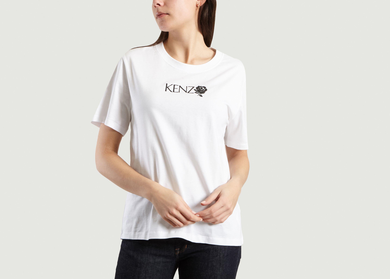 b334a5002 Kenzo Rose T-shirt White Kenzo Paris | L'Exception