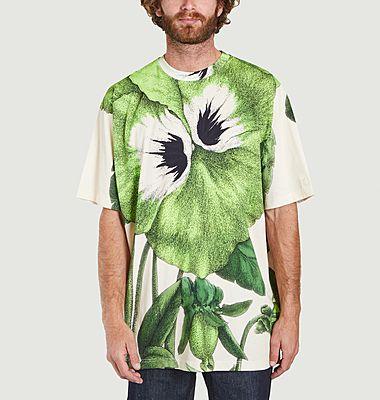 T-shirt Skate en jersey de coton bio