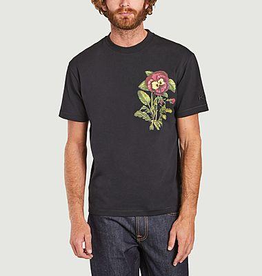 T-shirt Skate en coton organique