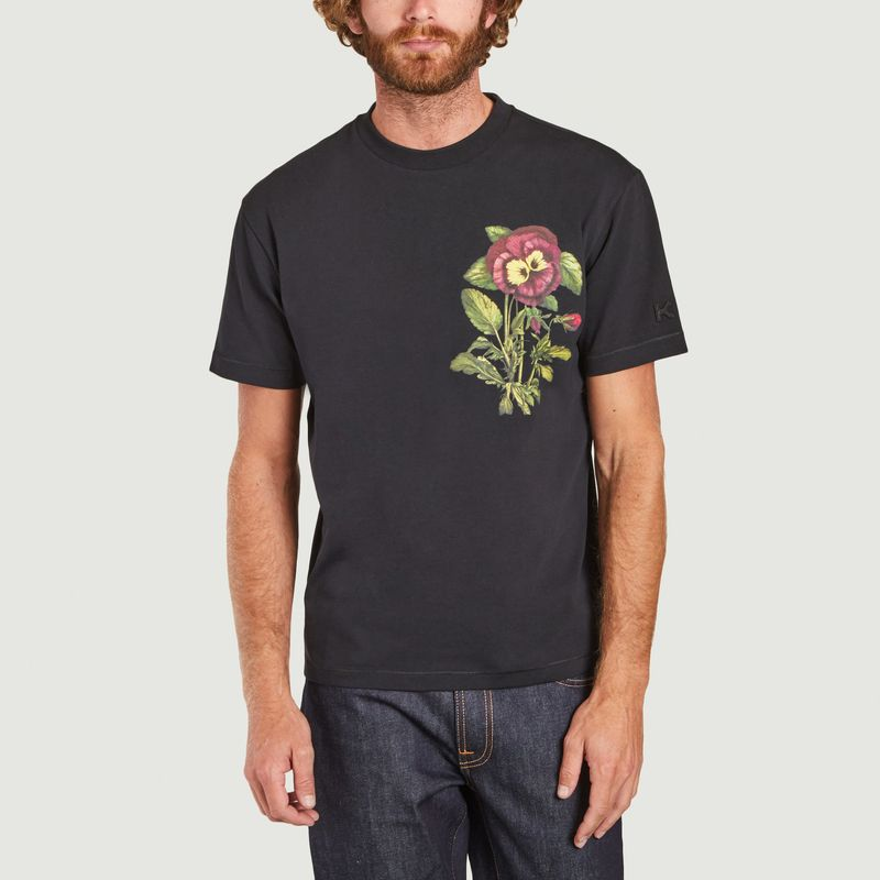 T-shirt Skate en coton organique - Kenzo