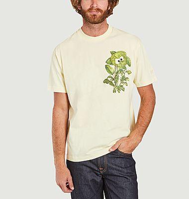Organic cotton skate jersey