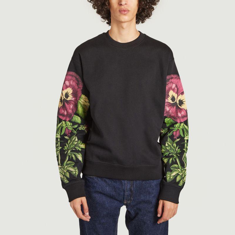 Sweatshirt Pansy - Kenzo