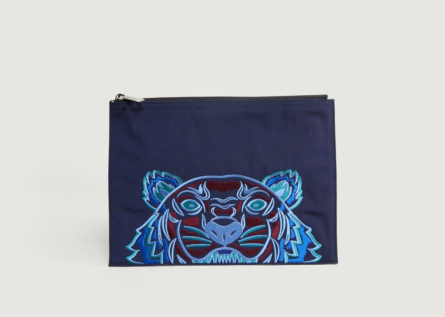 Pochette A4 Canvas Tigre  - Kenzo